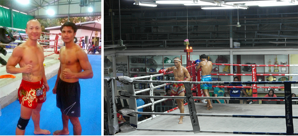 1st Muay Thai Fight