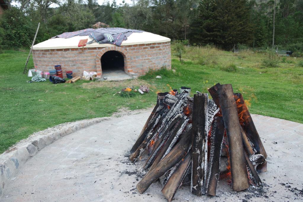 Sweat Lodge Ceremony With Ayahuasca & San Pedro