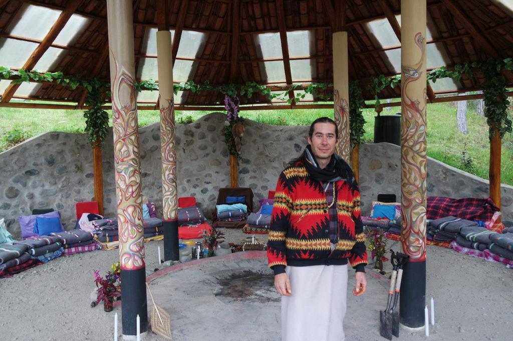 Salvador Villa Lobos - Ayahuasca Shaman Gaia Sagrada Ecuador